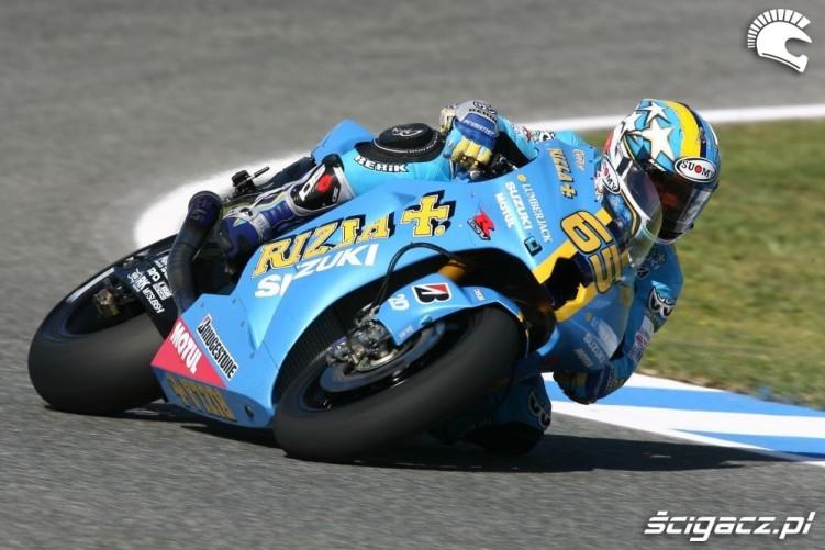 2008 Loris Capirossi