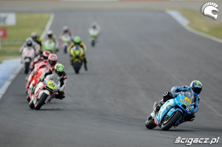 Alvaro Bautista race