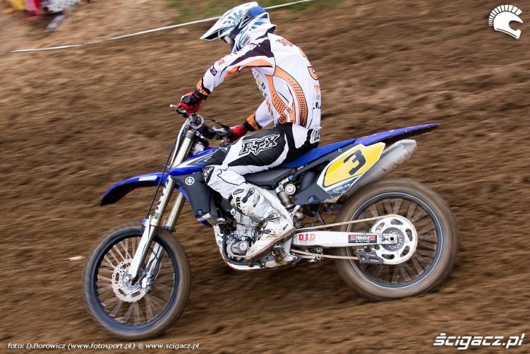kedzierski karol yamaha motocross olsztyn 2010