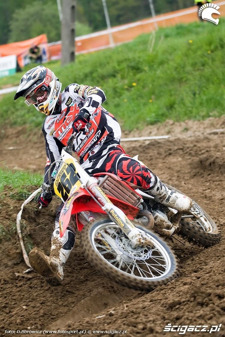 lonka lukasz 2010 motocross olsztyn