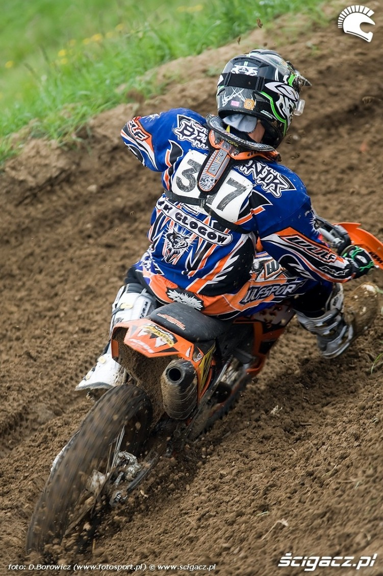 mo olsztyn motocross 2010 lukasz bembenik