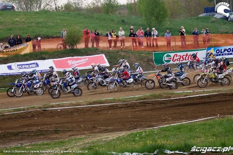 mx2 junior motocross olsztyn 2010