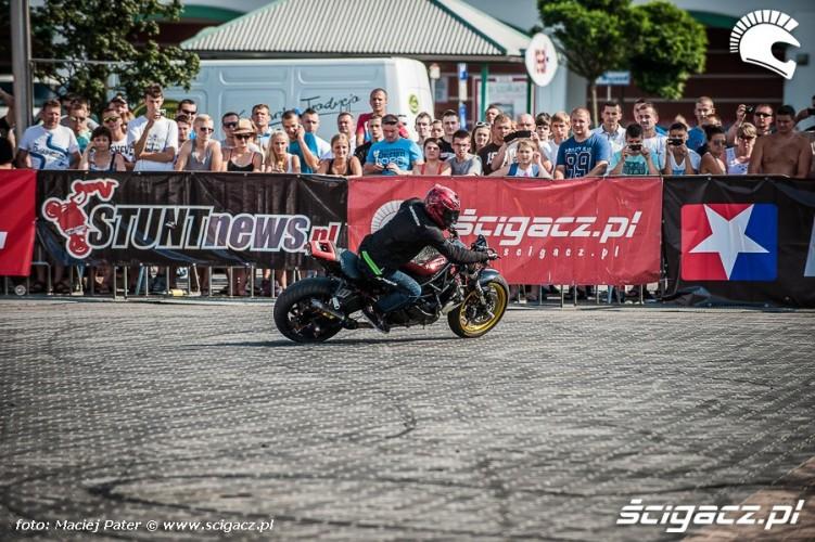 Korzen drift Cracow Stunt Cup