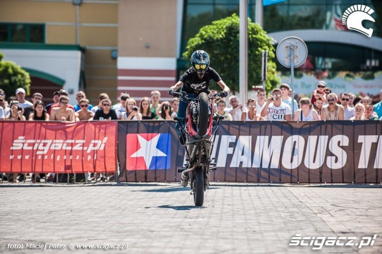 Piotr Sekara Cracow Stunt Cup