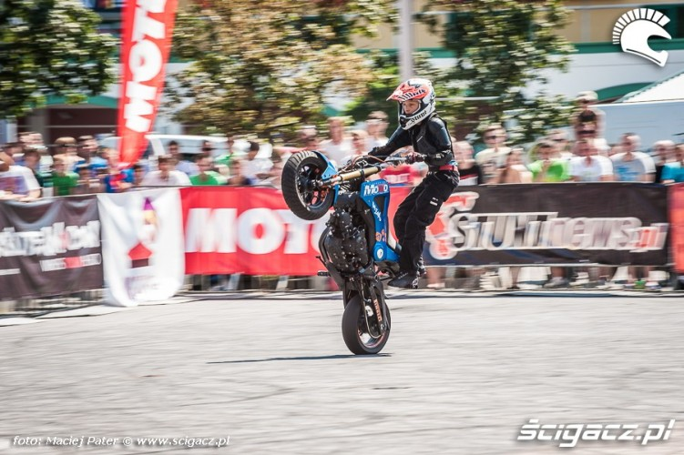 Piotrus Stunt na Cracow Stunt Cup