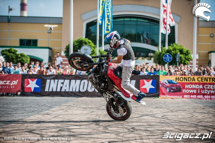 Tobiasz Popow Cracow Stunt Cup