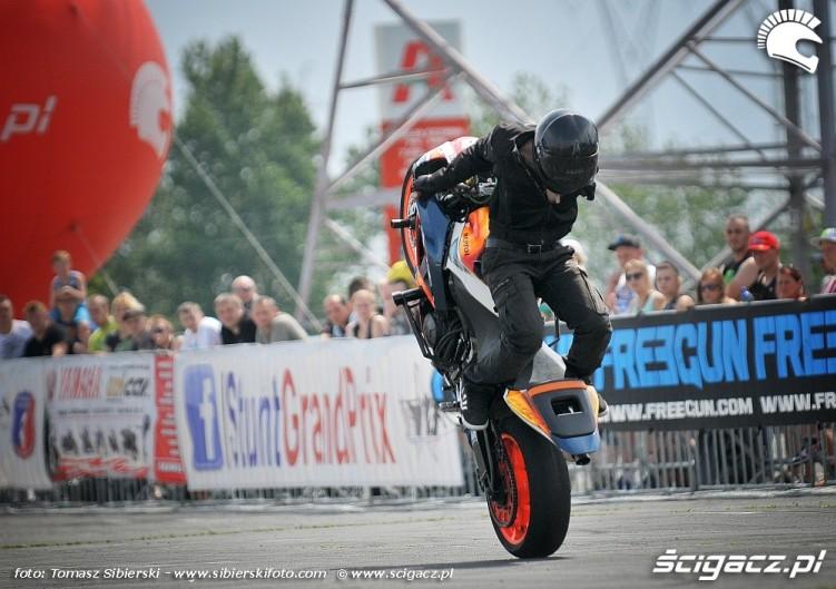 Damien Van theemsche Stunt GP 2014