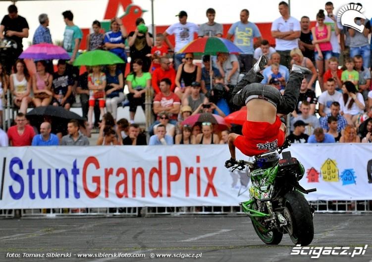 Matija Podhraski Stunt GP