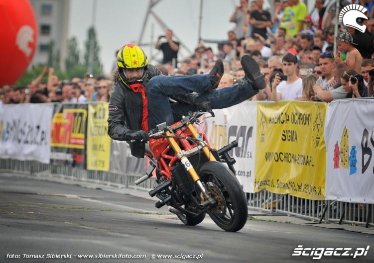 Rodolphe Briche Stunt GP 2014