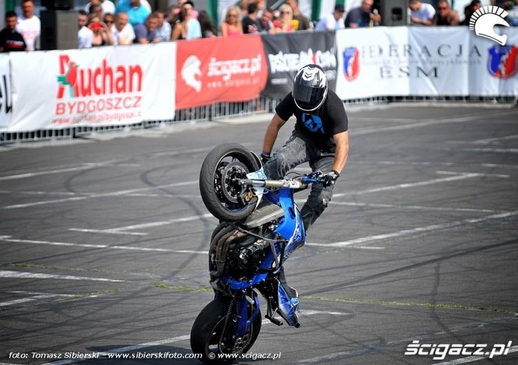 Stunt GP 2014 pokazy