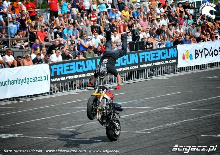 Stunt GP 2014 wyskok
