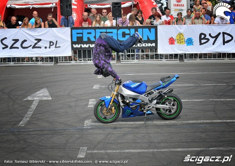 salto Stunt GP 2014