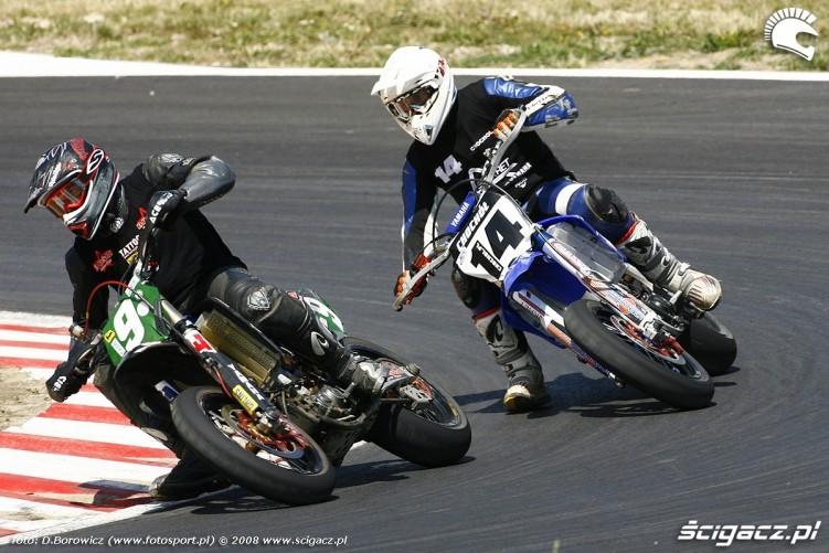 chochol osobka radom supermoto motocykle lipiec 2008 b mg 0270
