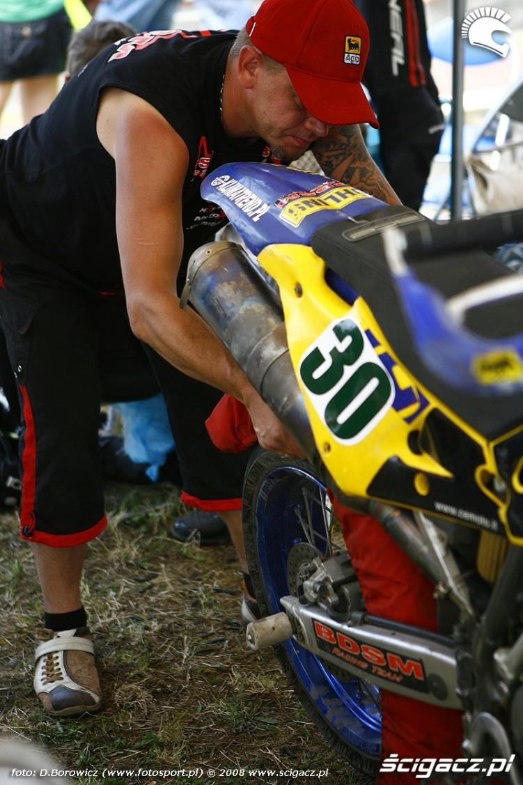 koce zdejmowanie radom supermoto motocykle lipiec 2008 c mg 0307