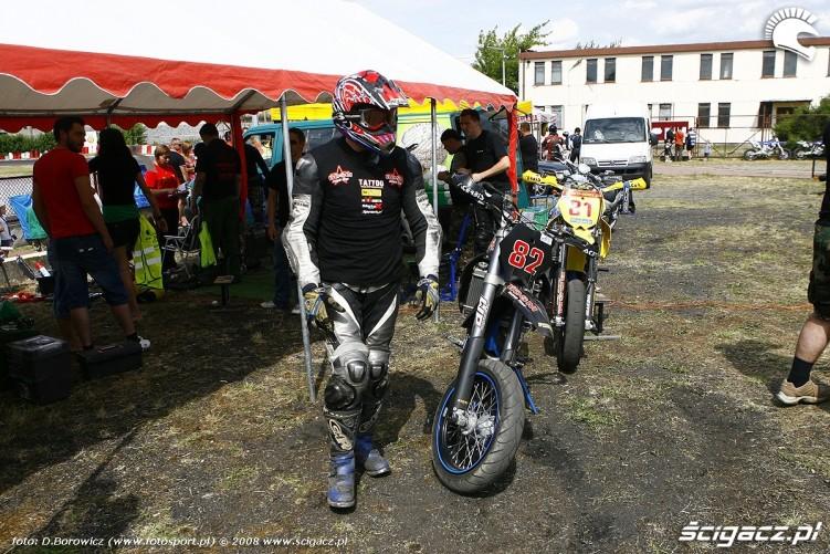 park maszyn radom supermoto motocykle lipiec 2008 c mg 0302