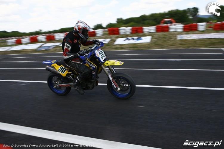 rosik prosta startowa radom supermoto motocykle lipiec 2008 b mg 0056