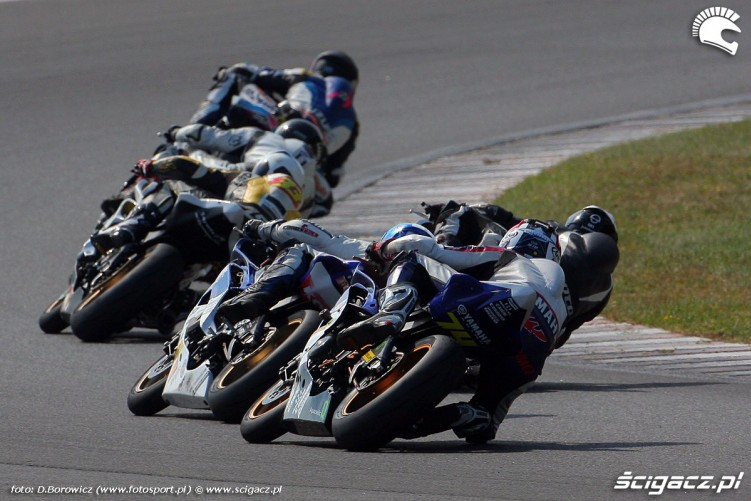 start supersport superstock 600 wyscig wmmp vi runda
