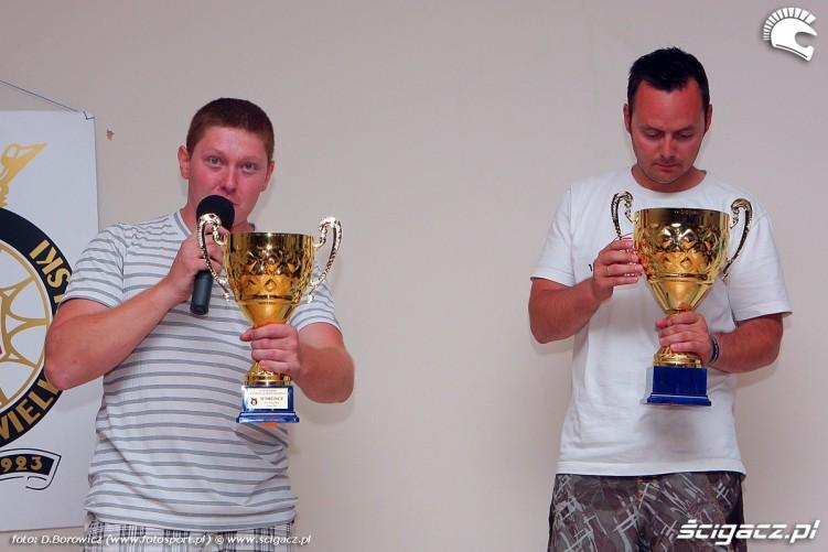 nagrody pretendent rozdanie pucharow za sezon 2011