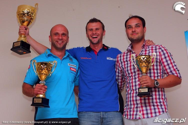 nagrody rookie 1000 rozdanie pucharow za sezon 2011