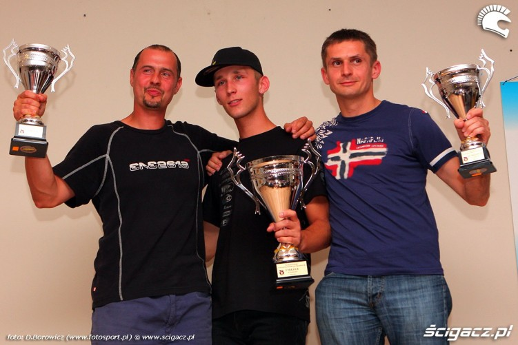 nagrody rookie 600 rozdanie pucharow za sezon 2011