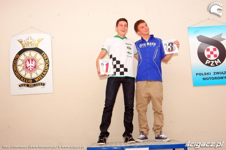 nagrody superstock 600 junior mistrzostwa polski rozdanie pucharow za sezon 2011