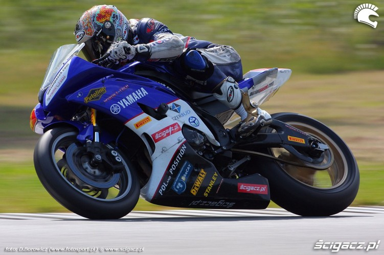 passek supersport superstock 600 wyscig wmmp vi runda niedziela