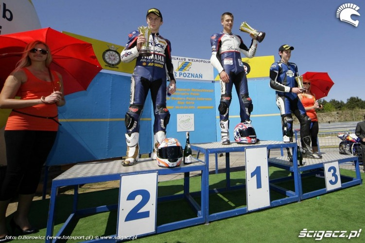 podium superstock 600 junior poznan wmmp 2011