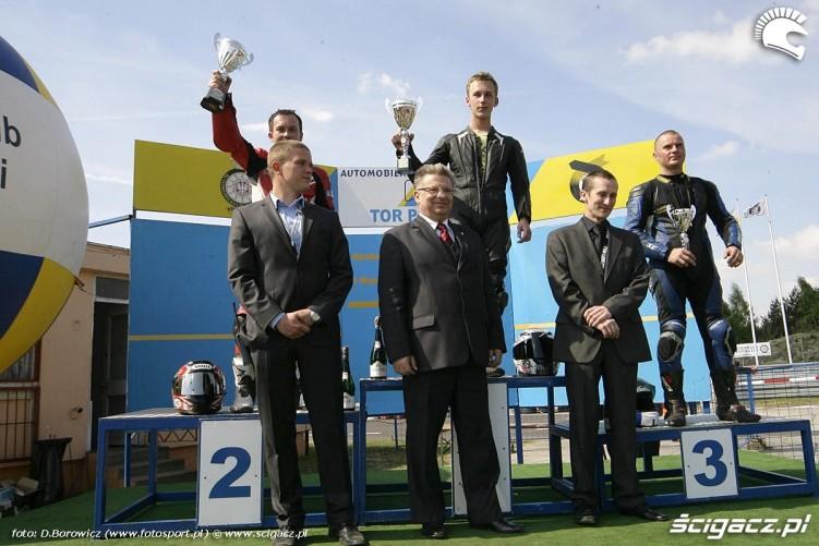 rookie 600 podium poznan wmmp 2011