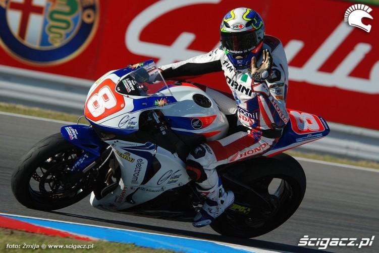 Antonelli Team Lorini Honda CBR 1000RR