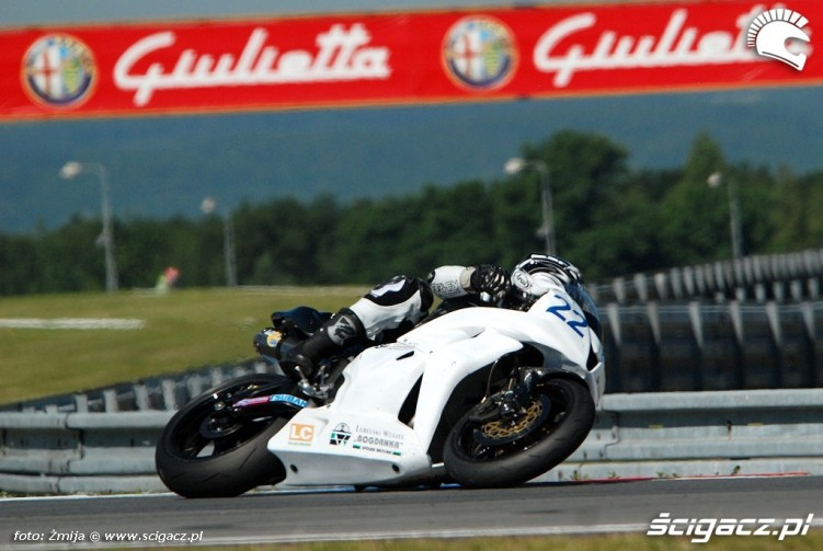 Daniel Bukowski Supersport Brno