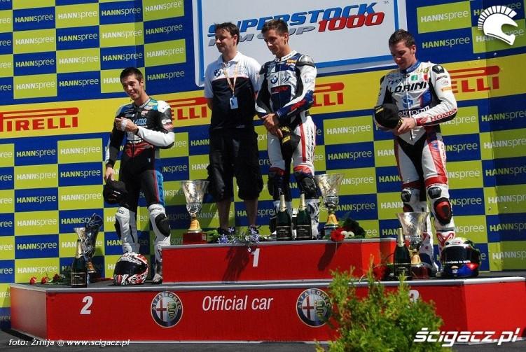 podium superstock 1000