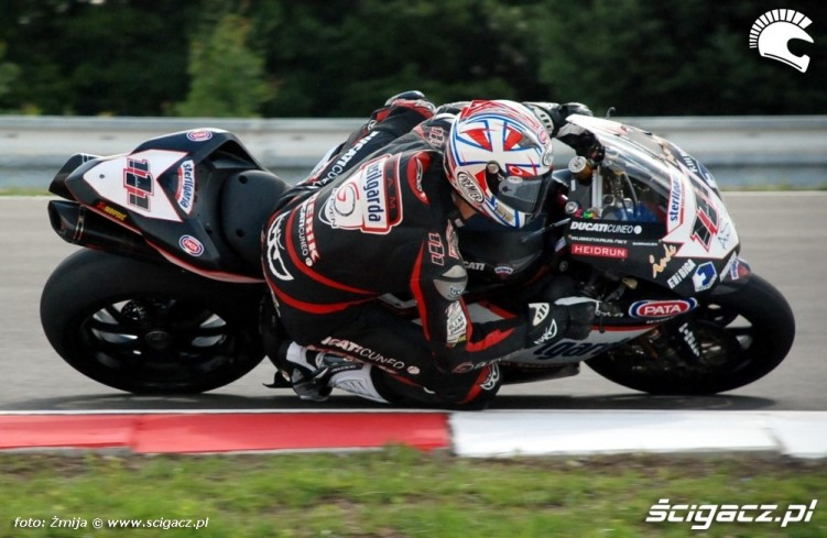 World Superbike Brno Ruben Xaus