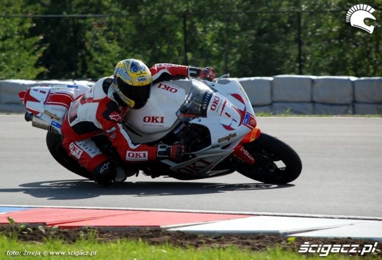 World Superbike Brno Superstock 1000 Marek Szkopek