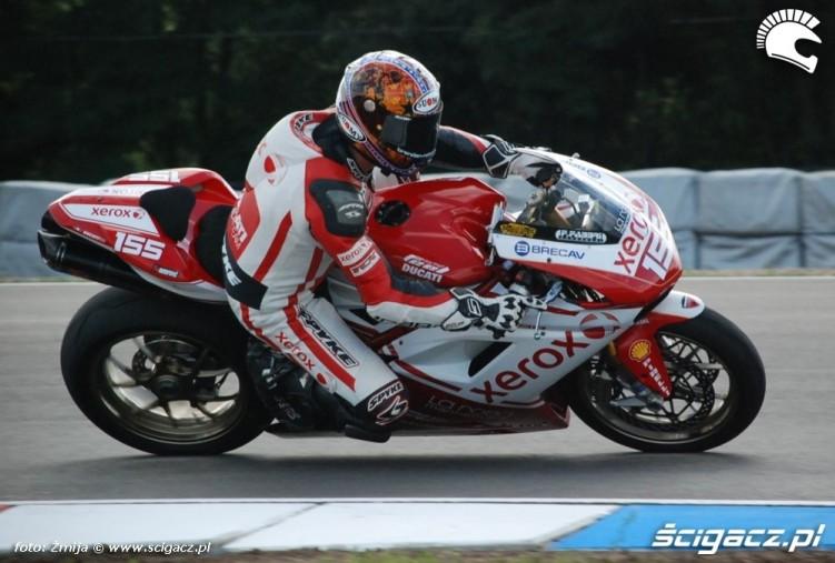 World Superbike tor Brno Roberts Brendan