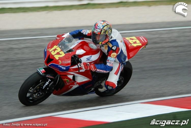 Daniele Manfrinati Misano Circuit