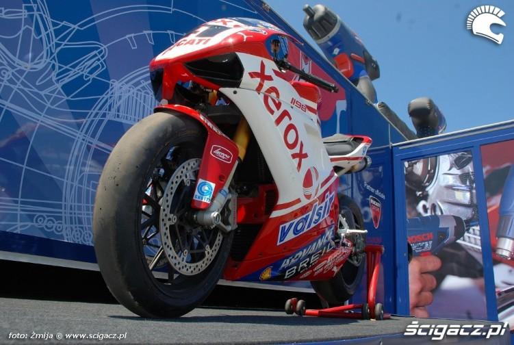 Ducati Xerox Replica