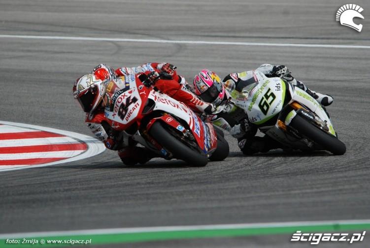 Fabrizio Rea Haga photo Misano Circuit