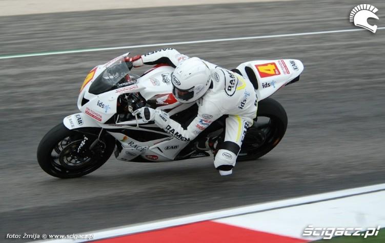 Gino Rea Honda