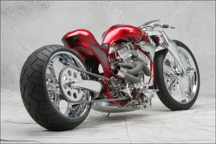 Interview with Rat Shop Custom Bikes @ 2011 AMD World