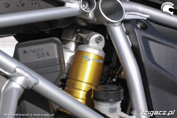 amotyzator tylny BMW R1200GS
