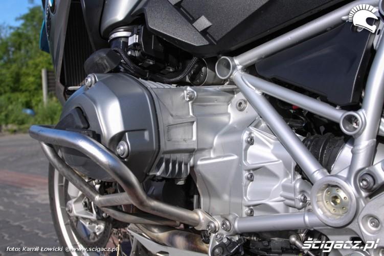 cylinder BMW R1200GS