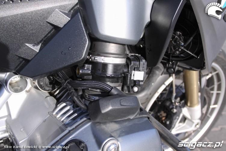 dolot powietrza BMW R1200GS