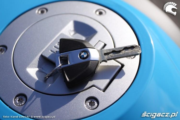 kluczyk BMW R1200GS
