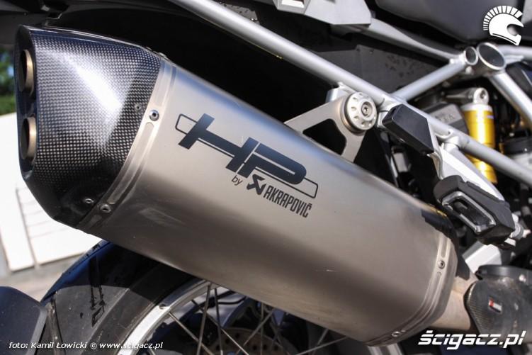 tlumik BMW R1200GS