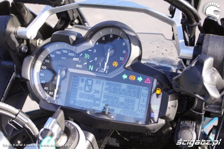 zegary BMW R1200GS