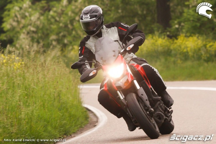 w zlozeniu Ducati Hyperstrada