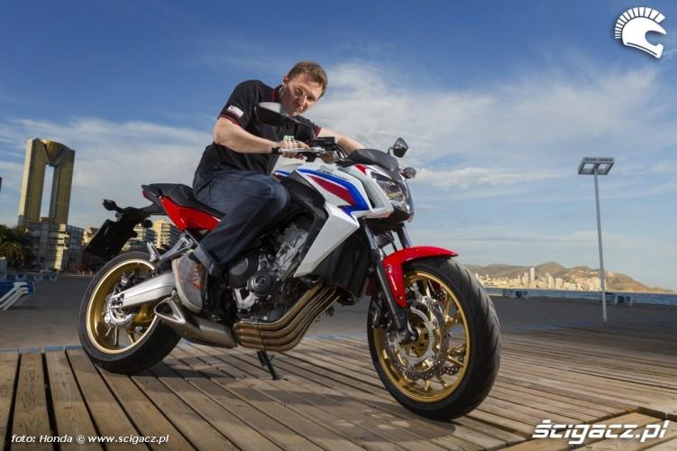 Honda CB650F 2014 Benidorm