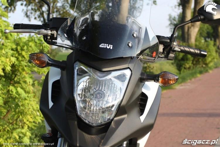 Lampa Honda NC 750 X