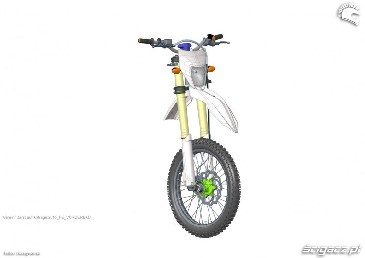 CAD FE TE New front end 2