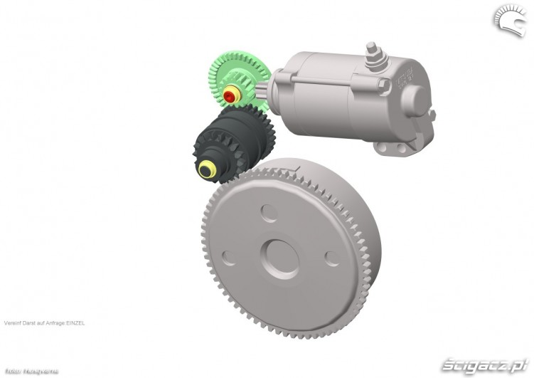 TE 250 Electric start 2